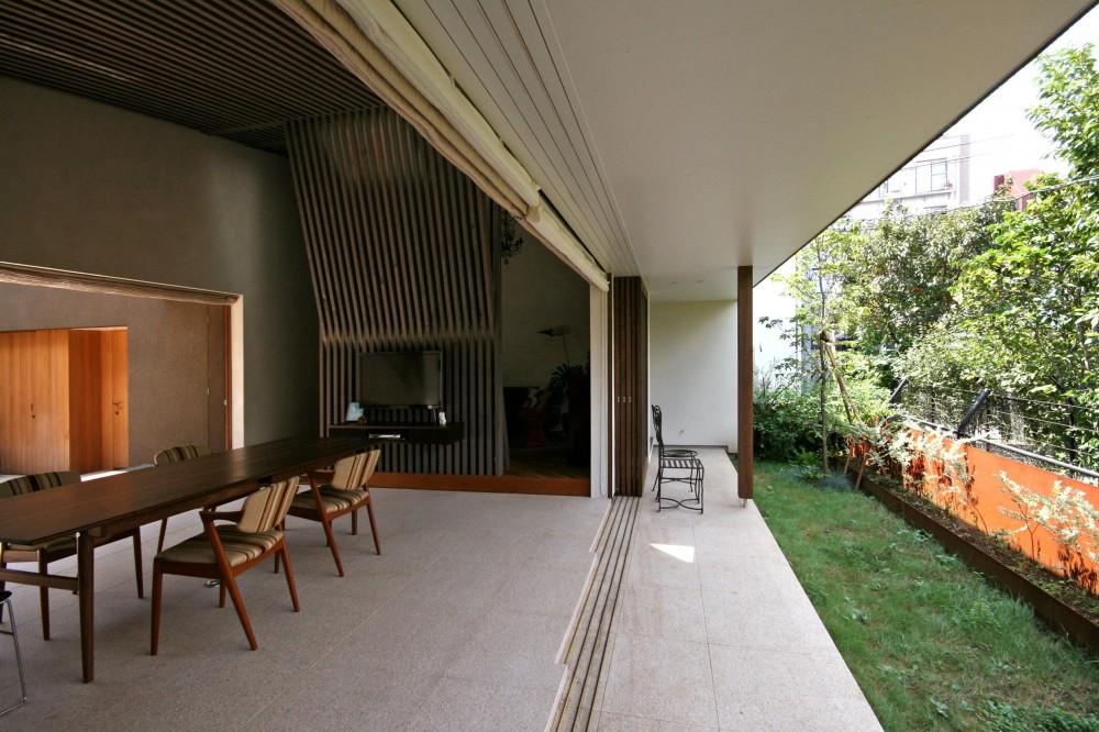 建築家:山中祐一郎「太子堂の家」
