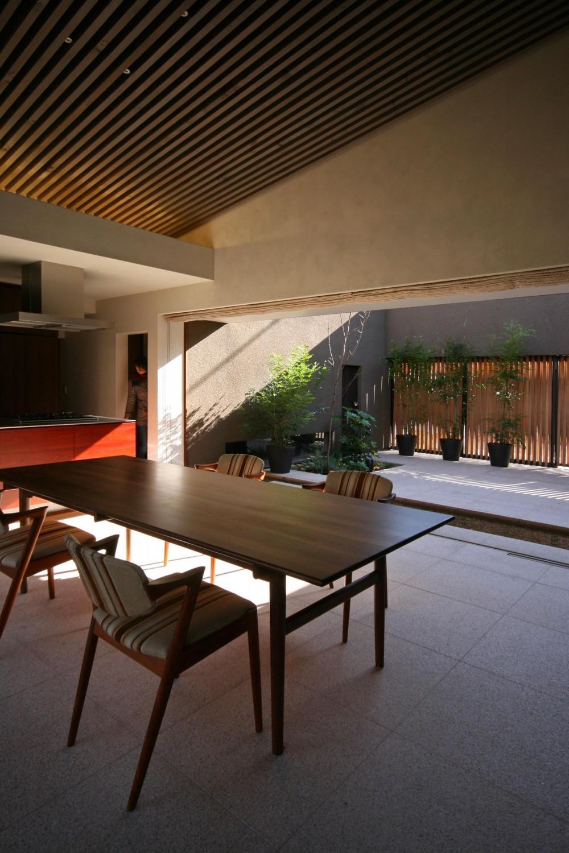 太子堂の家 (ダイニングキッチン)