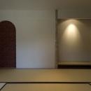 アジアンリゾートを自分の家に/風の家の写真 和室