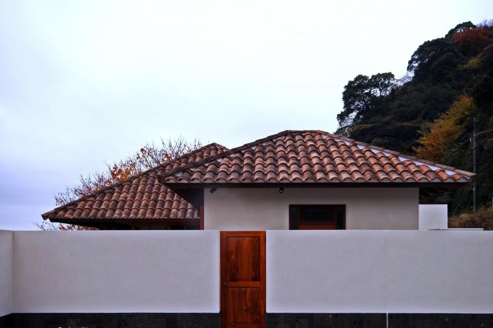 外観 (熱海の家)