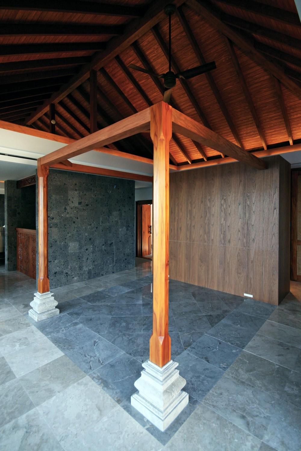 熱海の家 (寝室)