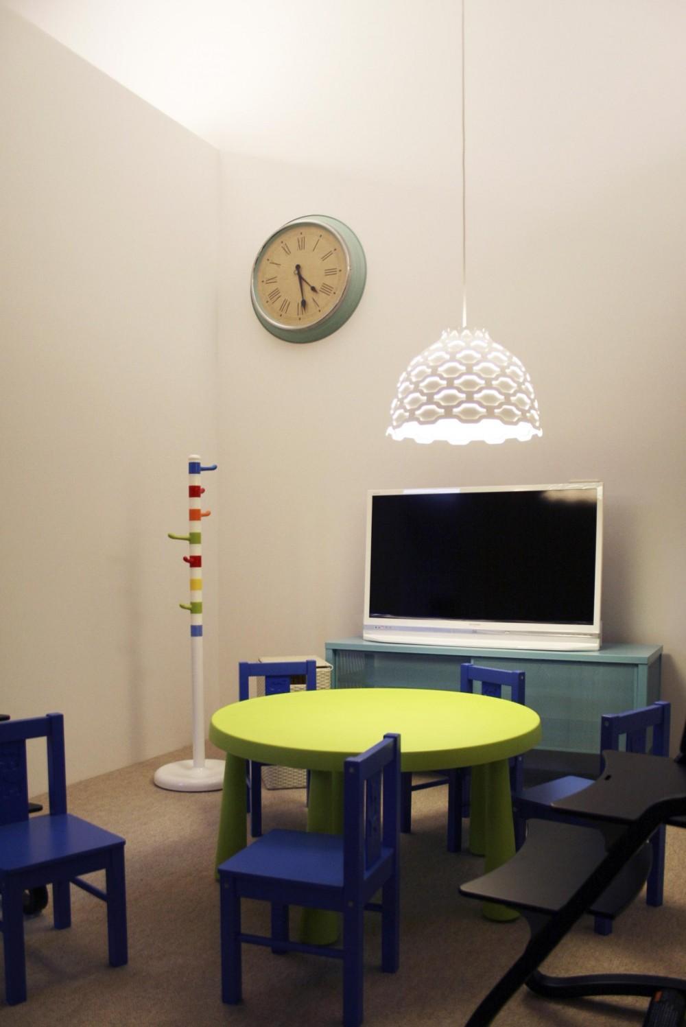 蕨の家 (子供室)