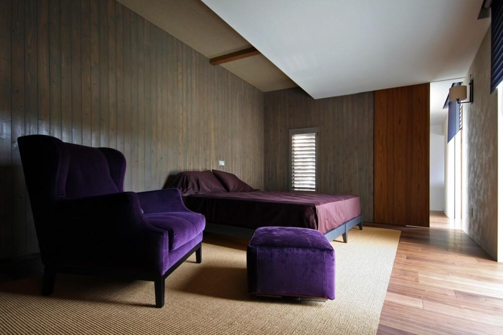 蕨の家 (寝室)