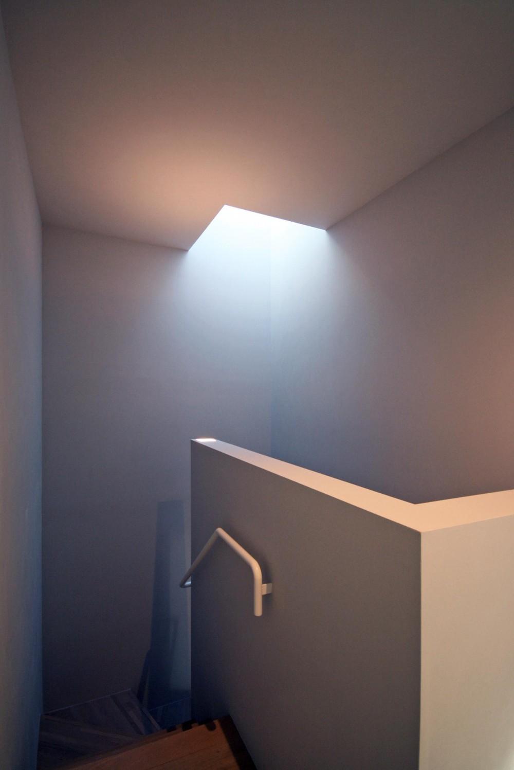 埼玉の家 (階段)