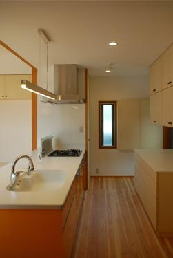 A邸の写真 キッチン