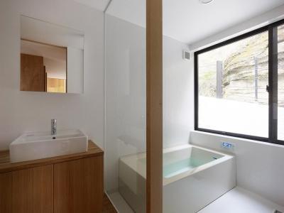 洗面室とバスルーム (kiti)