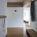 ミハデザインの住宅事例「mt1993-」