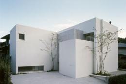 南春日丘の家 (外観)