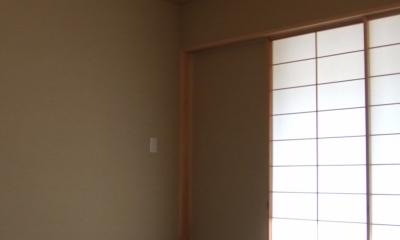 おゆみ野の家 (和室)