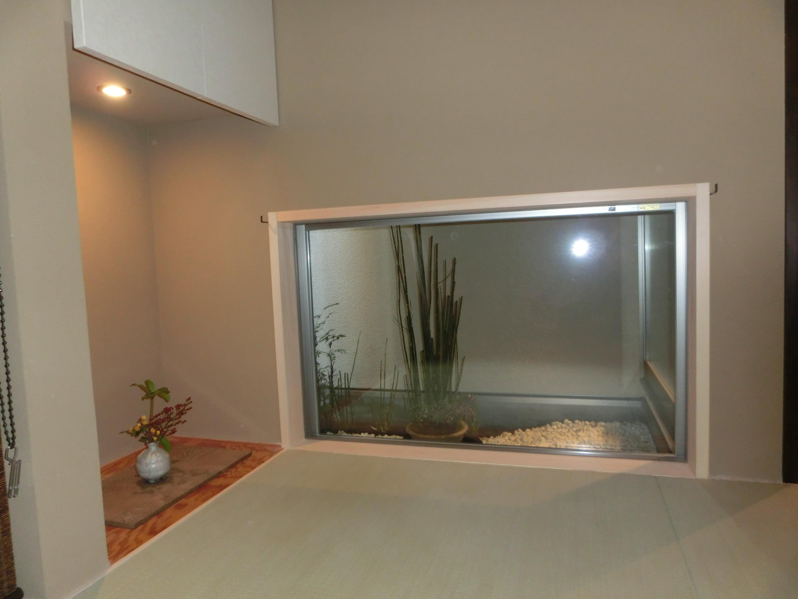 『手わざのコダワリ』と新しい建築技術の融合:東京都杉並区K様邸の写真 和室