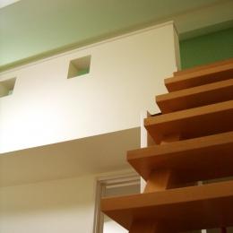 オール電化住宅:千葉県市川市S様邸 (ロフト)