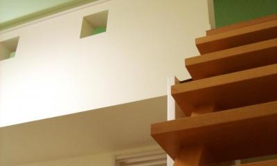 ロフト|オール電化住宅:千葉県市川市S様邸