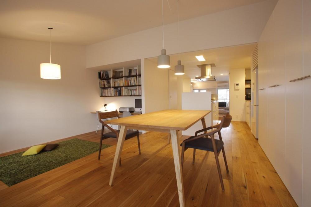 都島のマンションリフォーム (ダイニング・キッチン)