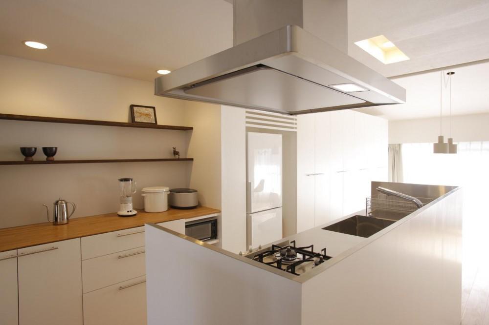 都島のマンションリフォーム (キッチン)