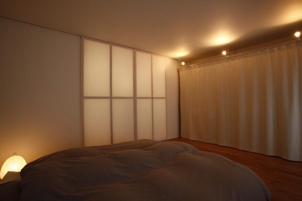 都島のマンションリフォーム (寝室)