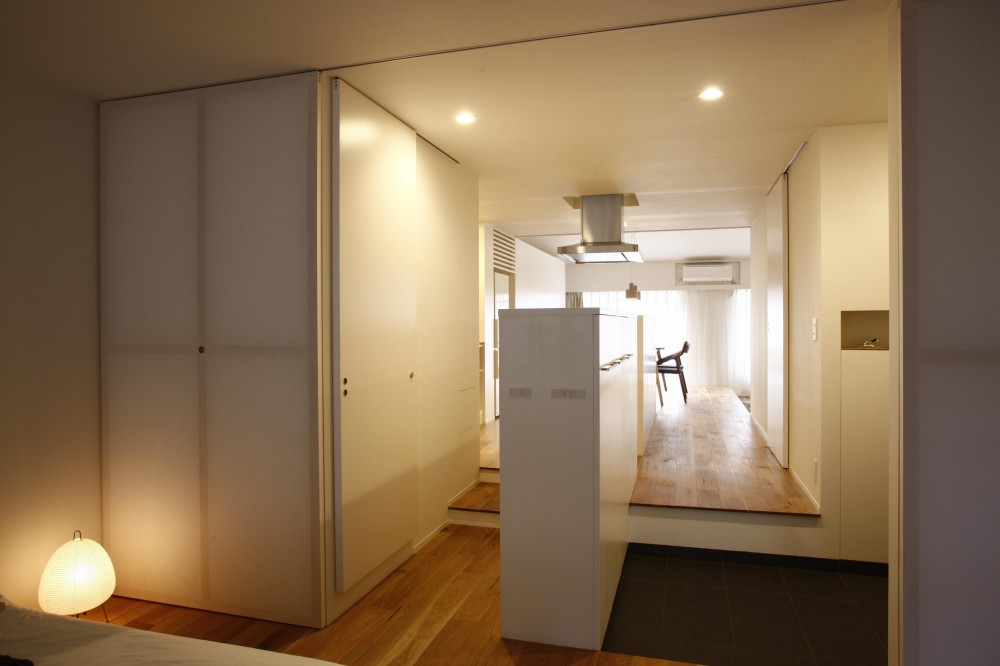 都島のマンションリフォーム (玄関・廊下)