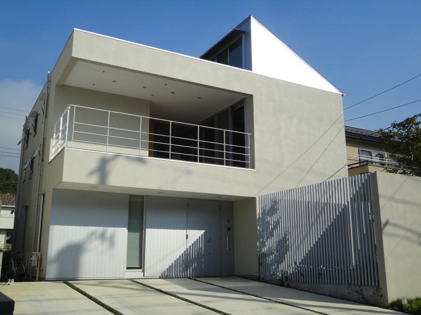 おゆみ野の家 (外観-2)
