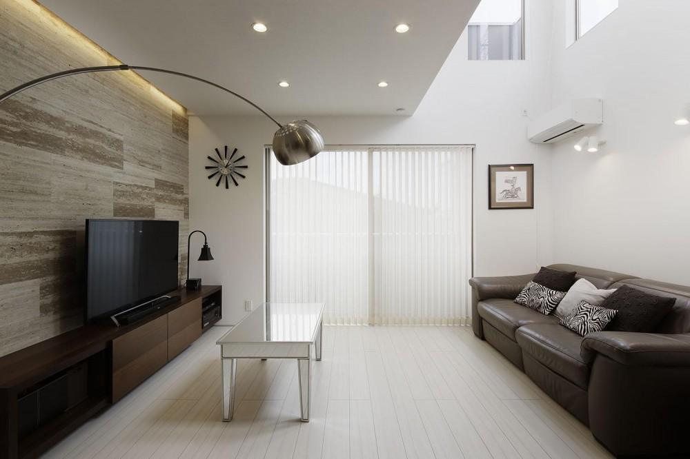 祐天寺の住宅Ⅱ / House in Yutenji Ⅱ (リビング・ダイニング・キッチン)