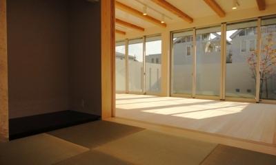 香澄の家 (和室)