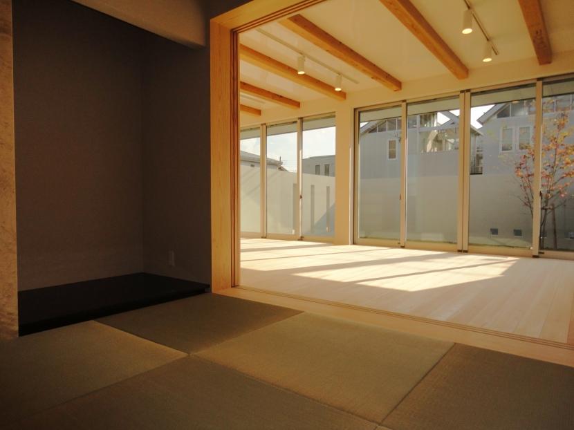 香澄の家の部屋 和室