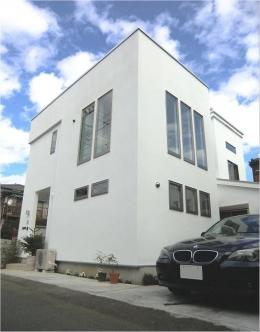 オール電化住宅:東京都国分寺市Y様邸 (外観)