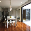 オール電化住宅:東京都国分寺市Y様邸の写真 ダイニングキッチン