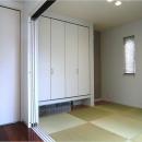 オール電化住宅:東京都国分寺市Y様邸の写真 タタミルーム