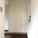 オール電化住宅:東京都国分寺市Y様邸の写真 玄関ホール