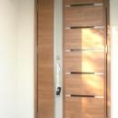 ティーアンドダブリューの住宅事例「耐震補強で二世帯住宅の全面リフォーム:東京都小金井市T様邸」