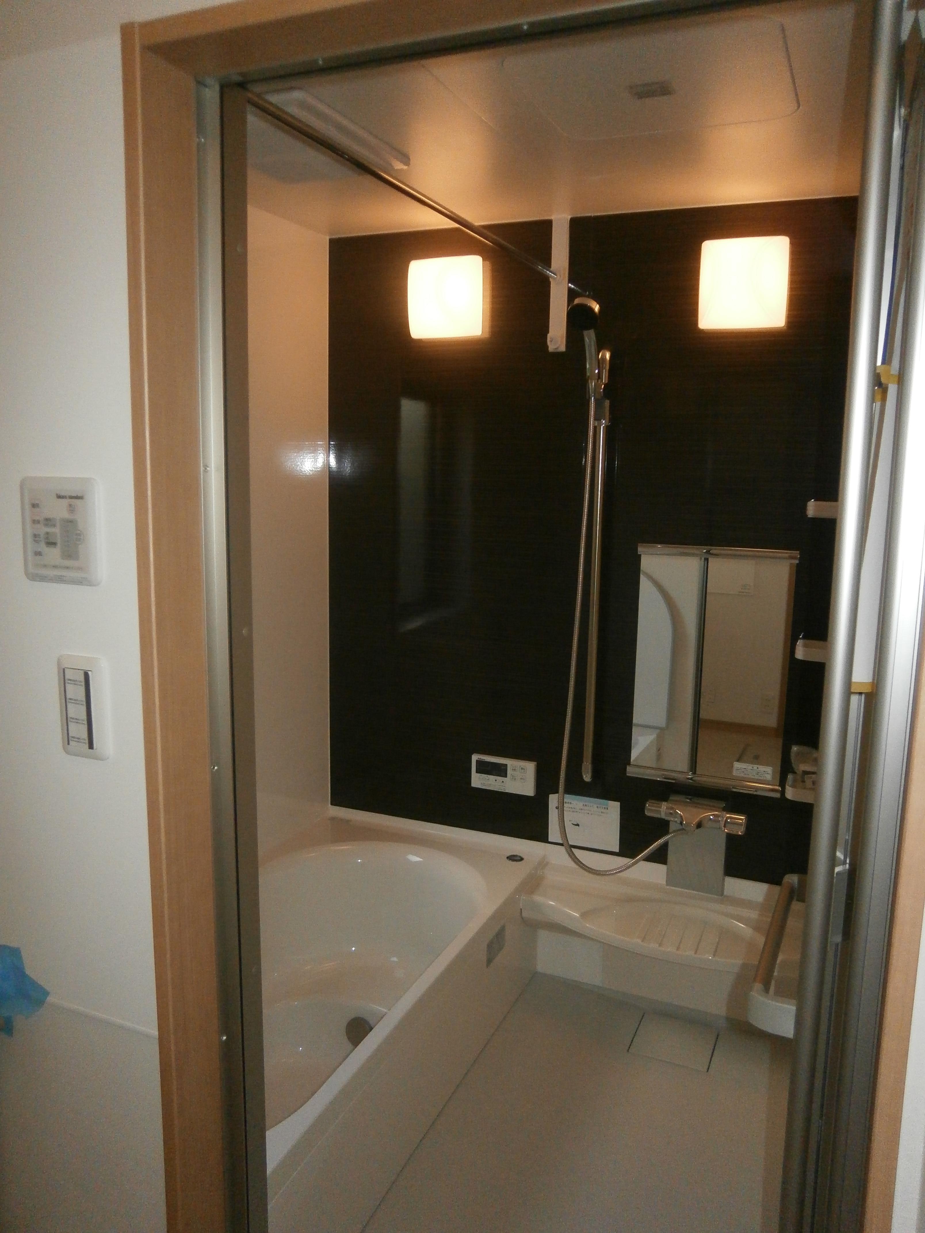 耐震補強で二世帯住宅の全面リフォーム:東京都小金井市T様邸の写真 バスルーム