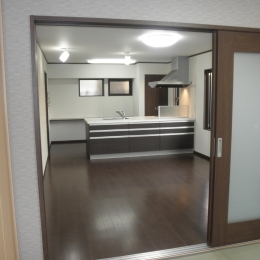 耐震補強で全面リフォーム、高気密高断熱の家へ:千葉県千葉市I様