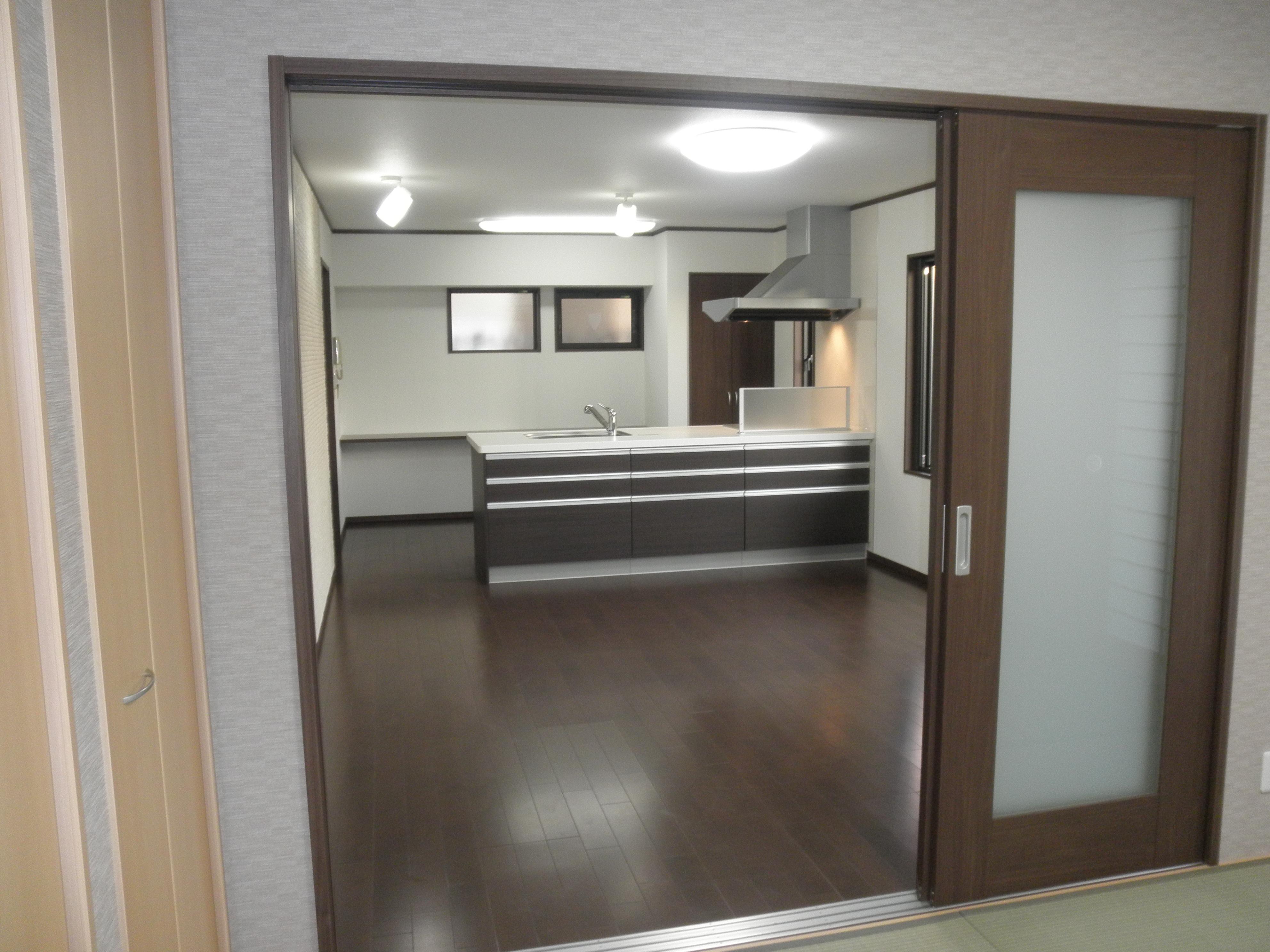耐震補強で全面リフォーム、高気密高断熱の家へ:千葉県千葉市I様の写真 リビングダイニング