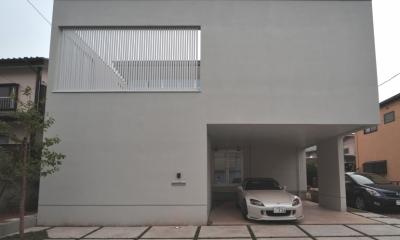 谷津の家 (外観)