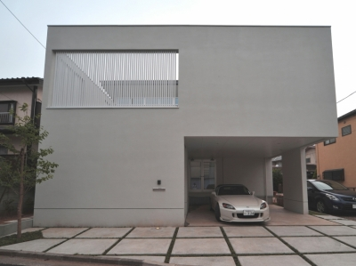 外観 (谷津の家)