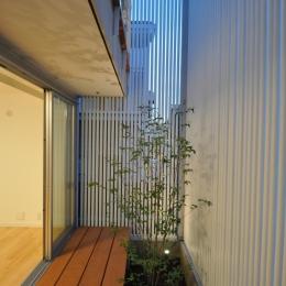 松波の家 (テラス)