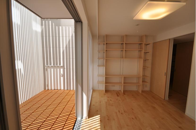 松波の家の部屋 主寝室