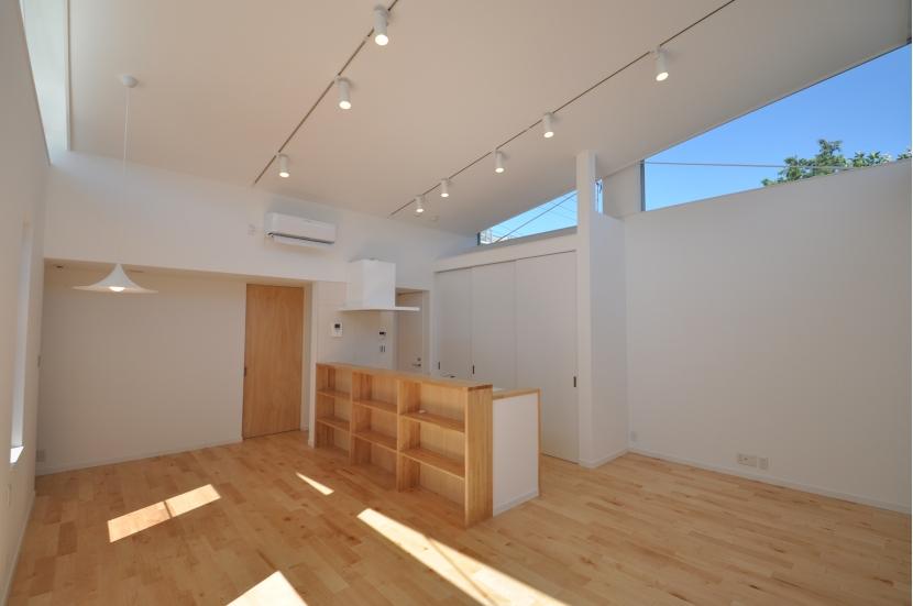 松波の家の部屋 ダイニングキッチン