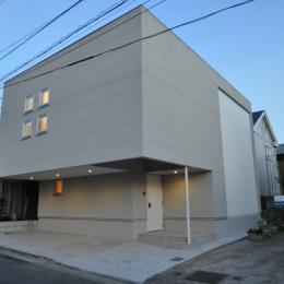 松波の家 (外観)