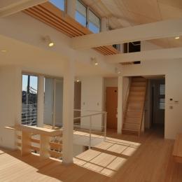 三山の家 (リビングダイニング-1)