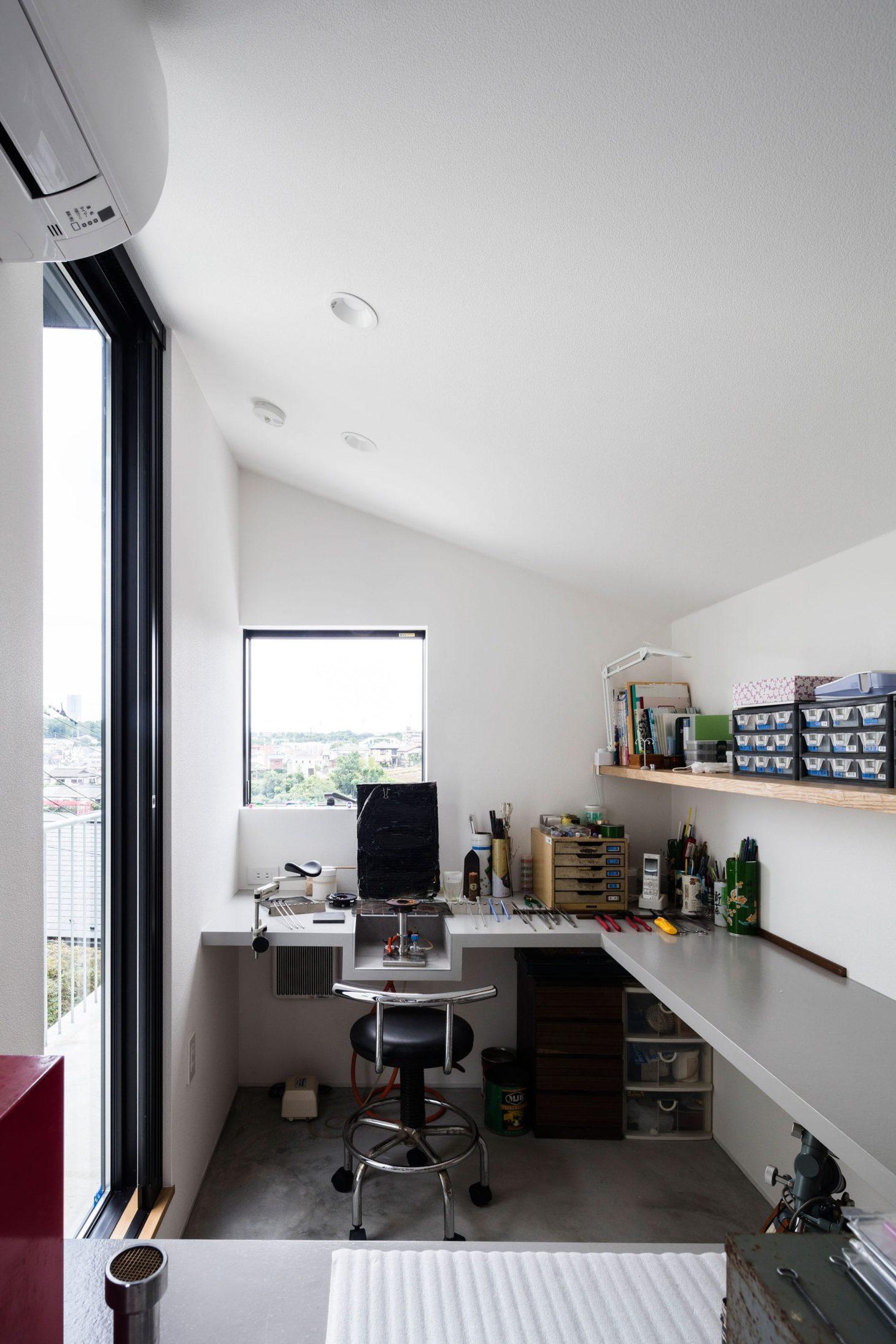 建築家:GEN INOUE「お隣と共有する「第2のGL」をもつ家」