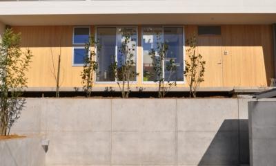 三山の家 (外観-1)