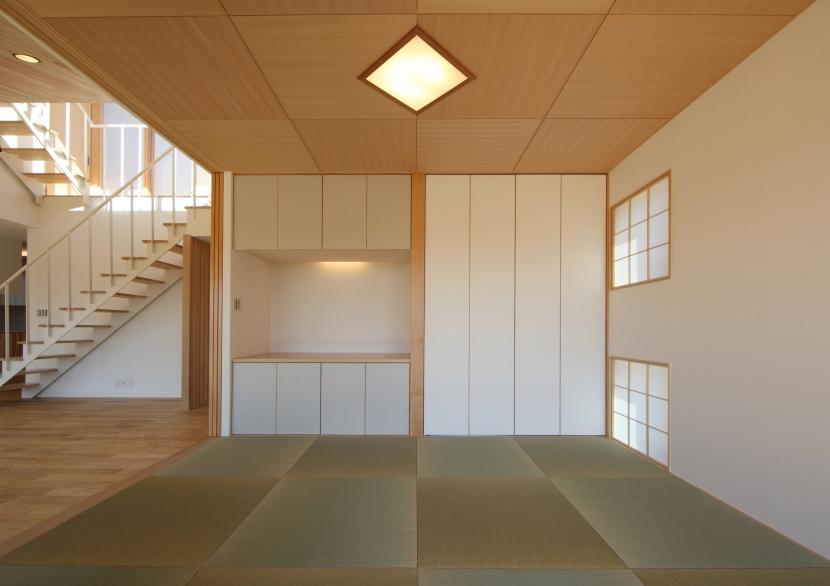 ちはら台の家の部屋 和室