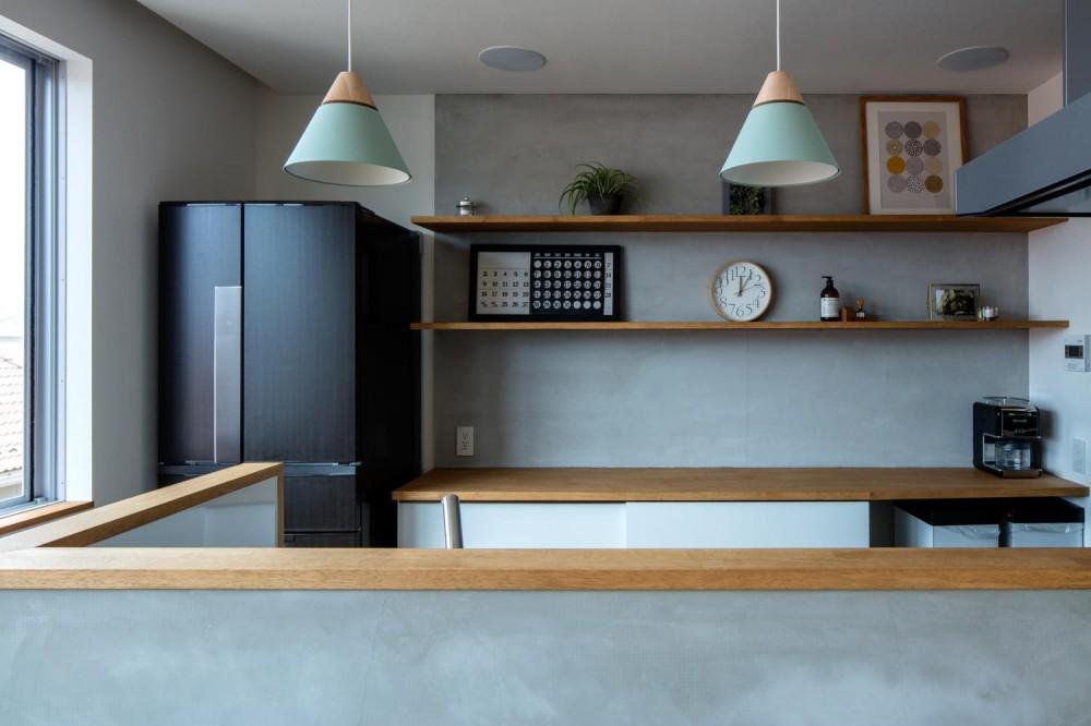 猫昇の家 (キッチン)