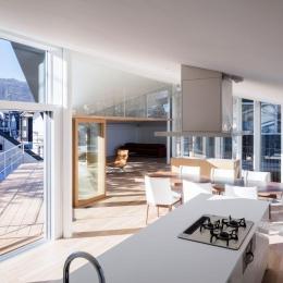 建築家 GEN INOUEの住宅事例「軽井沢の別荘」