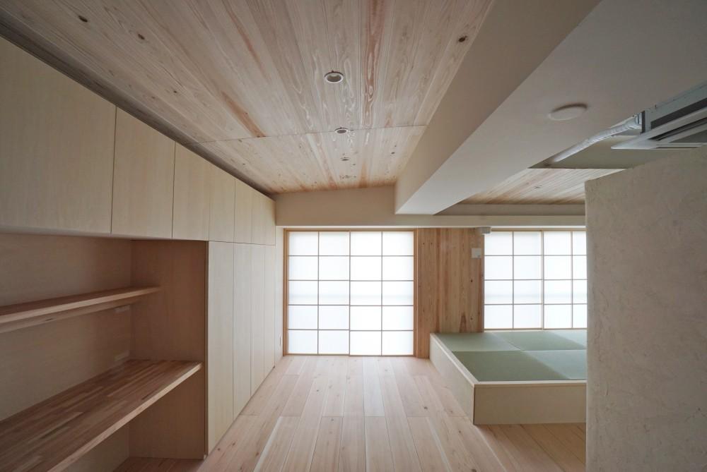 木のマンションリノベーション (木のマンションリノベーション/大阪市此花区)