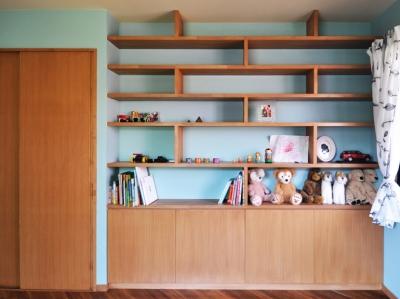 子供部屋 (世代交代した井草の家)