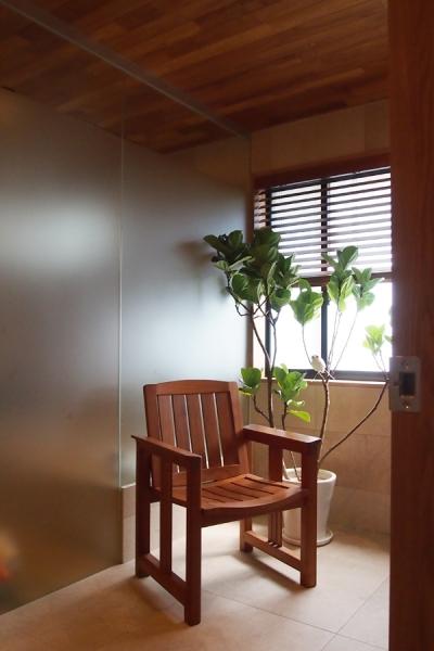 バスルーム (世代交代した井草の家)