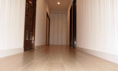 廊下|S様邸