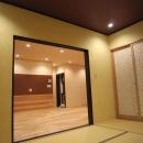 Toshihisa Dokiの住宅事例「和の安らぎをキレイな空気質で健康に」