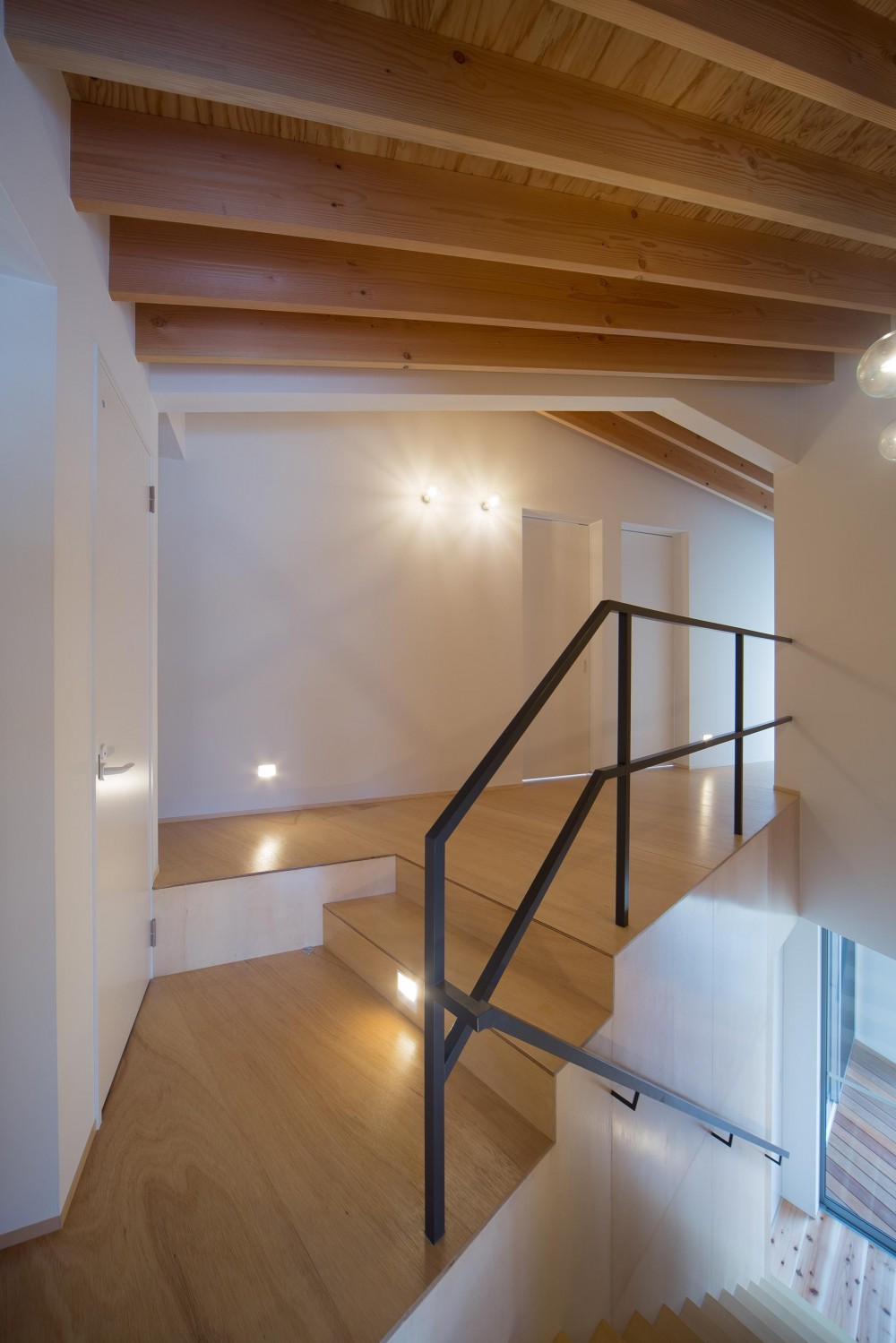 西国分の家 (階段)